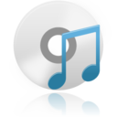 128x128px size png icon of music 1