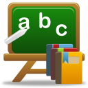 128x128px size png icon of Courses