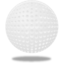 128x128px size png icon of Sport golf ball