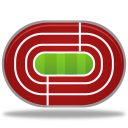 128x128px size png icon of Sport track