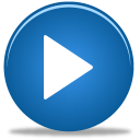 128x128px size png icon of Play