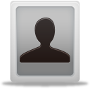 128x128px size png icon of Portrait