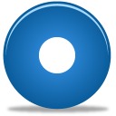 128x128px size png icon of Record