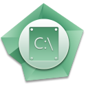 128x128px size png icon of C