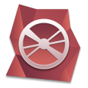 128x128px size png icon of CD alt