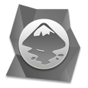 128x128px size png icon of Inkscape