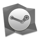 128x128px size png icon of Steam