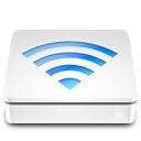 128x128px size png icon of Airport Extreme Drive