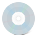 128x128px size png icon of CD arriere