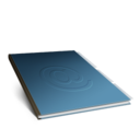 128x128px size png icon of Cahier