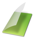 128x128px size png icon of Documents vide vert