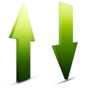128x128px size png icon of Transfert natural