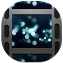 128x128px size png icon of videos