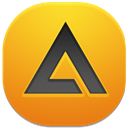 128x128px size png icon of aimp