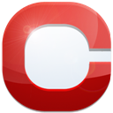 128x128px size png icon of ccleaner