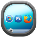 128x128px size png icon of desktop 2