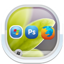 128x128px size png icon of desktop 4