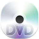 128x128px size png icon of dvd disc