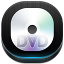 128x128px size png icon of dvd drive 2
