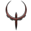 128x128px size png icon of Q Quake4d New