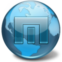 128x128px size png icon of Qs Vista Maxthon VR2