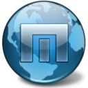 128x128px size png icon of Qs Vista Maxthon VR3