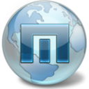 128x128px size png icon of Qs Vista Maxthon VR4