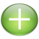 128x128px size png icon of Add