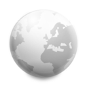 128x128px size png icon of Globe Disconnect