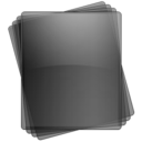 128x128px size png icon of Stack 3