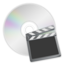 128x128px size png icon of DVDmaker