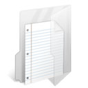 128x128px size png icon of My Documents 2