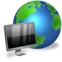 128x128px size png icon of My Network Places