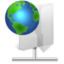 128x128px size png icon of NetFolder 2