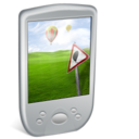 128x128px size png icon of PDA