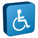 128x128px size png icon of Access