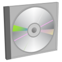 128x128px size png icon of CD Box
