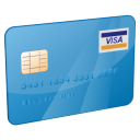 128x128px size png icon of Credit Card