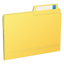 128x128px size png icon of Folder Close
