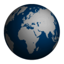 128x128px size png icon of Globe