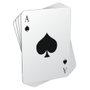 128x128px size png icon of Poker