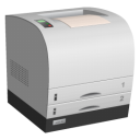 128x128px size png icon of Printer Laser