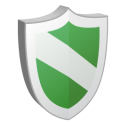 128x128px size png icon of Protect Green
