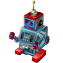 128x128px size png icon of automation