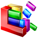 128x128px size png icon of defragmentation
