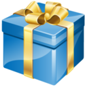 128x128px size png icon of gifts