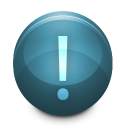 128x128px size png icon of Notice Info