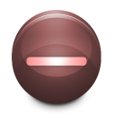 128x128px size png icon of Notice Private