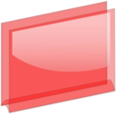 128x128px size png icon of Red Folder