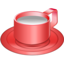 128x128px size png icon of Red Java
